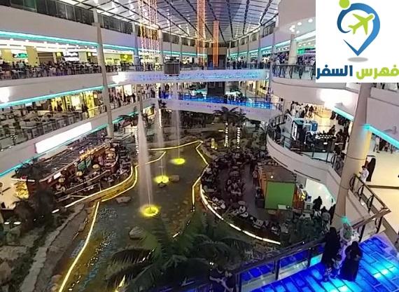تعرف على الرياض جاليري أفضل مول تجاري فى السعودية فهرس السفر
