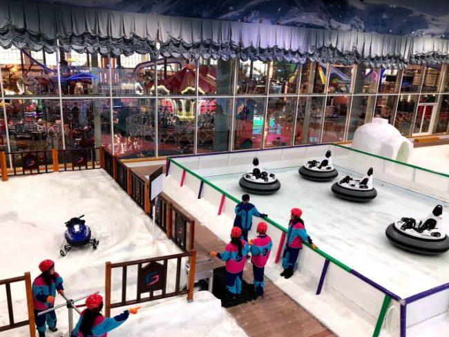 مدينة الثلج بالرياض .. دليلك لزيارة عالم الثالج في الرياض - فهرس السفر
