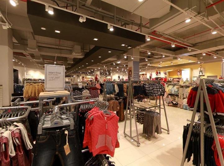 محلات الرياض جاليري للاطفال والنساء والرجال Riyadh Gallery Shops فهرس السفر