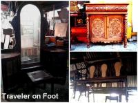 Philippine antique furniture | Traveler on Foot