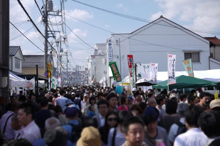 西条酒祭り2015!10月10・11日に広島で行われる酒のお祭りの評判をご紹介!