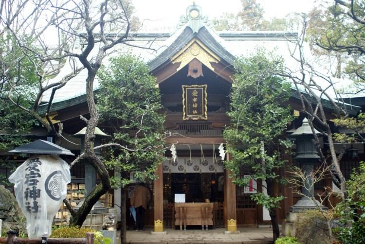 東京・愛宕神社はご利益のあるパワースポットとして有名だった!