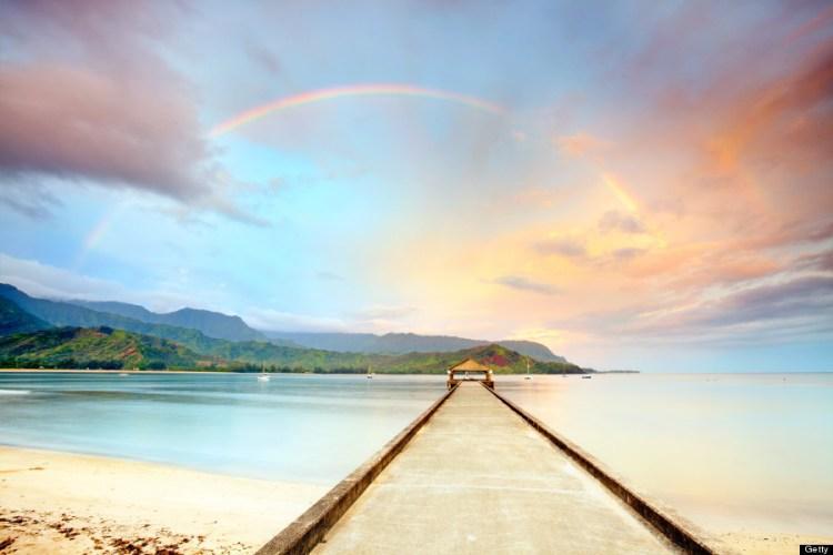 ハワイの天気特集!1月・2月の気温・服装をご紹介。