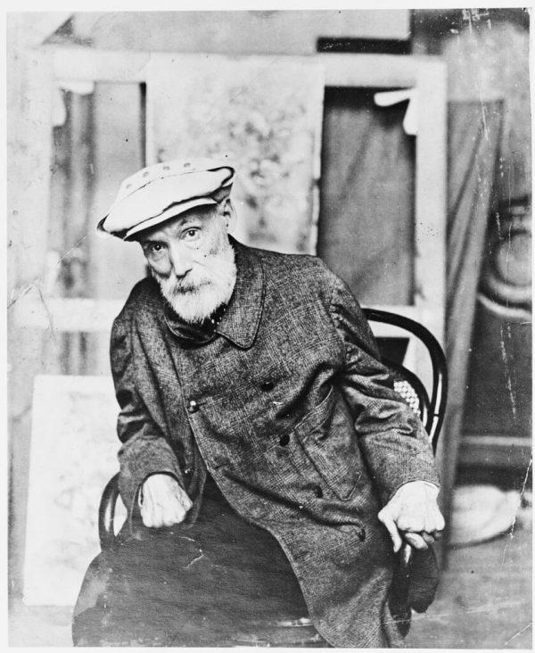 Renoir à la fin de sa vie Paris, musée Picasso