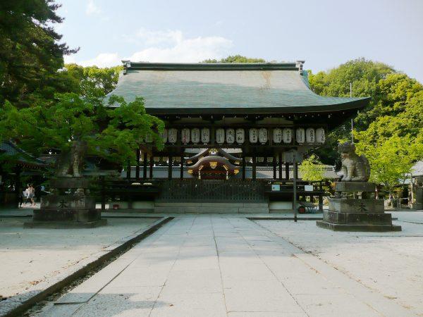 今宮神社で玉の輿のご利益!?お守りや御朱印についても特集!
