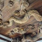 瀧尾神社の一番の見どころは龍!占いがお願いできるってホント?