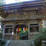 施福寺(槇尾寺)には方違観音・馬頭観音など多くの観音様が~御朱印や階段数なども解説