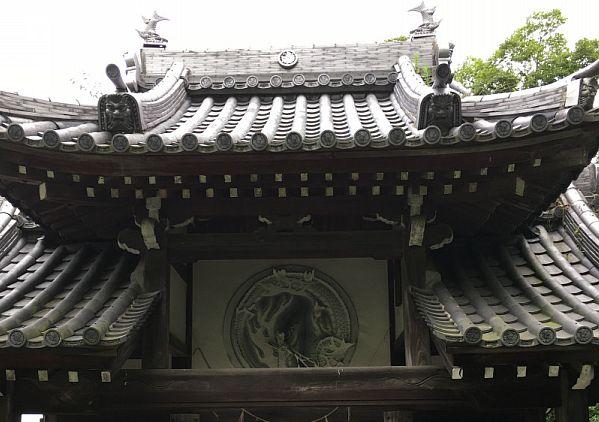 大広寺本堂にある「血天井」のいわれとは?龍の伝説も気になる