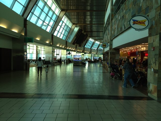 OKC Will Rogers World Airport Oklahoma City The