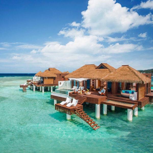 6 Honeymoon Destinations Featuring Overwater Bungalows