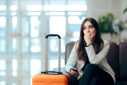 Travel Anxiety/Fear of Flying | Traveler's Psychological