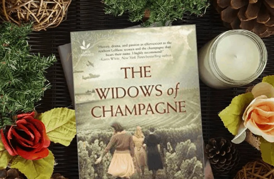 The Widows of Champagne – A Book Review