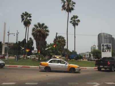 Accra central