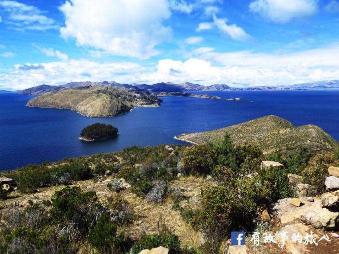 玻利維亞 太陽島