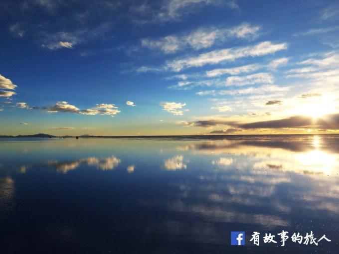 玻利維亞天空之鏡