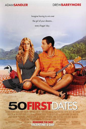 Netflix愛情喜劇電影推薦 每天愛妳第一次