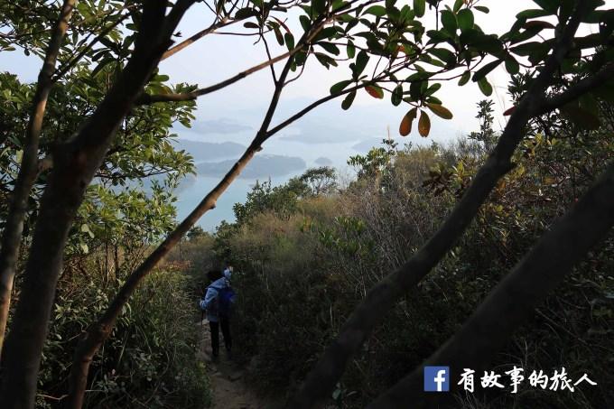 太墩 西貢行山