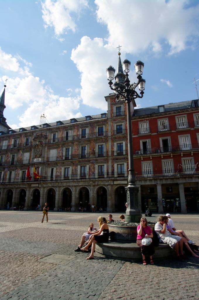 活力十足的大都會 – 馬德里 | 西遊記 Viaje al Oeste