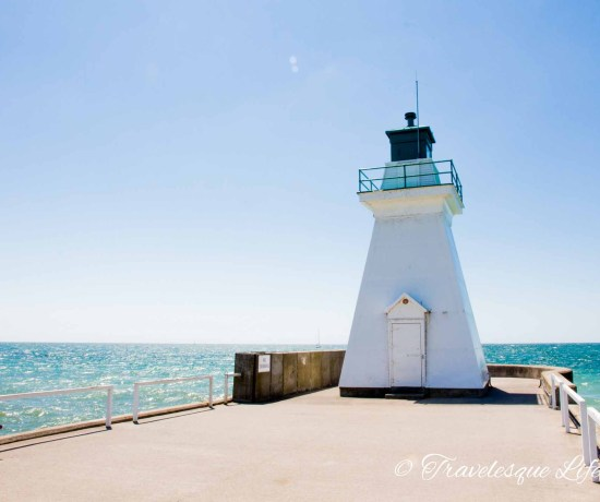 Port Dover, Pier, Light House, Ontario