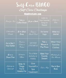 self-care challnge card - mindoverlatte.com
