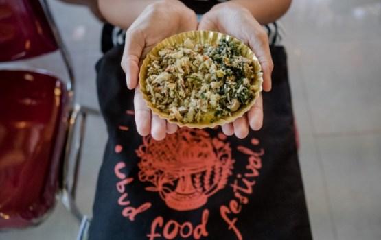 Acara-Acara Gratis di Ubud Food Festival 2019