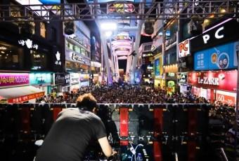 Serunya Pesta Musik EDM di Korea