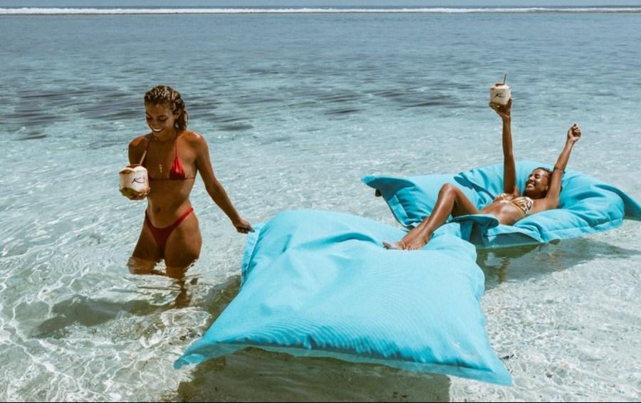 Tampil Baru, Ini Keistimewaan Karma Beach Uluwatu