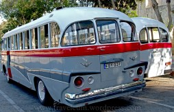 Malta - autobus na Gozo