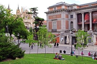 Madryt - Muzeum Prado
