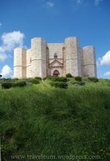 Włochy - Castel del Monte