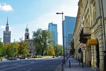 Warszawa - Plac Grzybowski