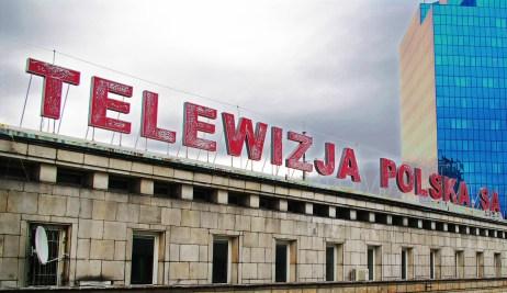 Warszawa - warszawski ośrodek TVP