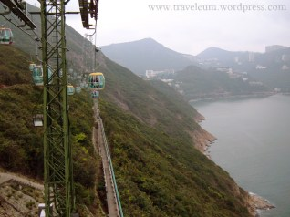 Hongkong - Ngong Ping 360