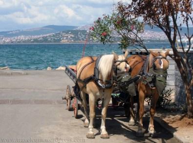 Wyspy Książęce na Morzu Marmara