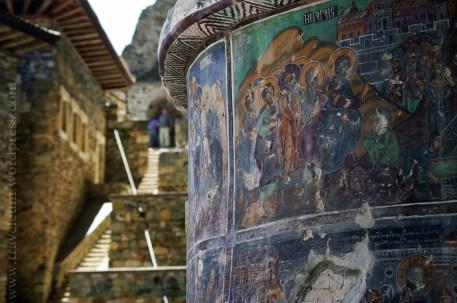 Turcja - Klasztor Sumela / Turkey - Sumela Monastery