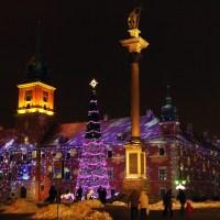 Wesołych Świąt z Warszawy! Merry Christmas from Warsaw!