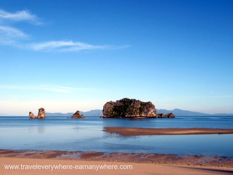 Langkawi Beach for TESOL ESL Digital Nomads