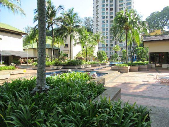 Pool in Penang