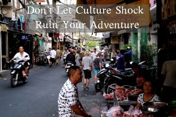 Don't Let Culture Shock Ruin Your Adventure