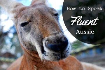 How To Speak Fluent Aussie