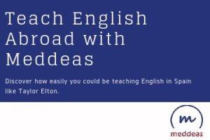 Teach English Abroad with Meddeas