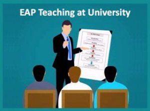 EAP Teaching at University