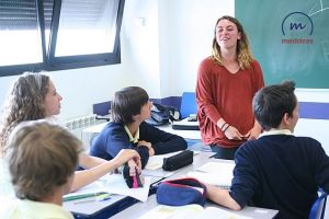 Teaching English to Teenagers in Spain