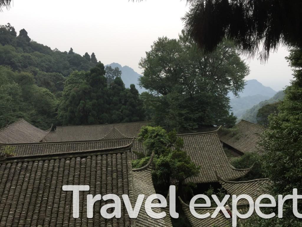 Quincheng Mountain, Chengdu