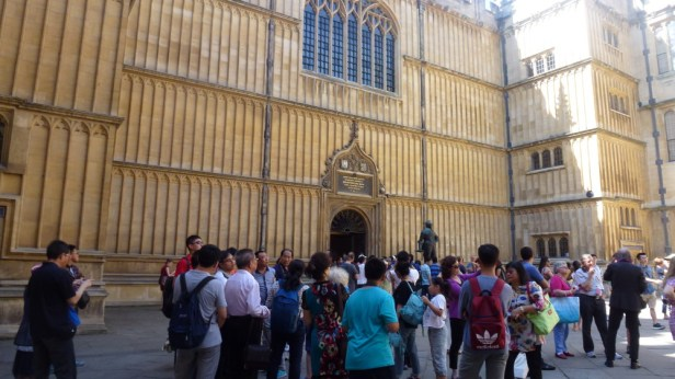 Picture credit Tours of Oxford