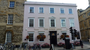 Kings Arms Pub, Oxford
