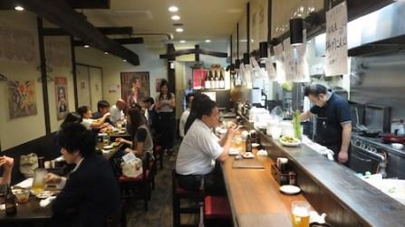 Hagaya Wagyu skewers Shibuya (1)