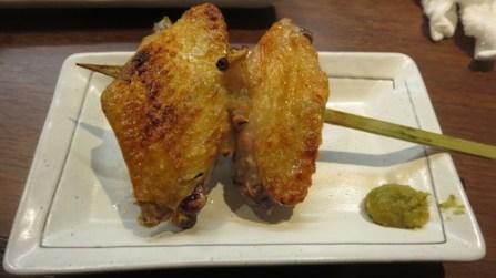 Hagaya Wagyu skewers Shibuya (4)