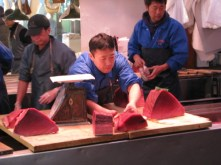 Tsukiji market 045