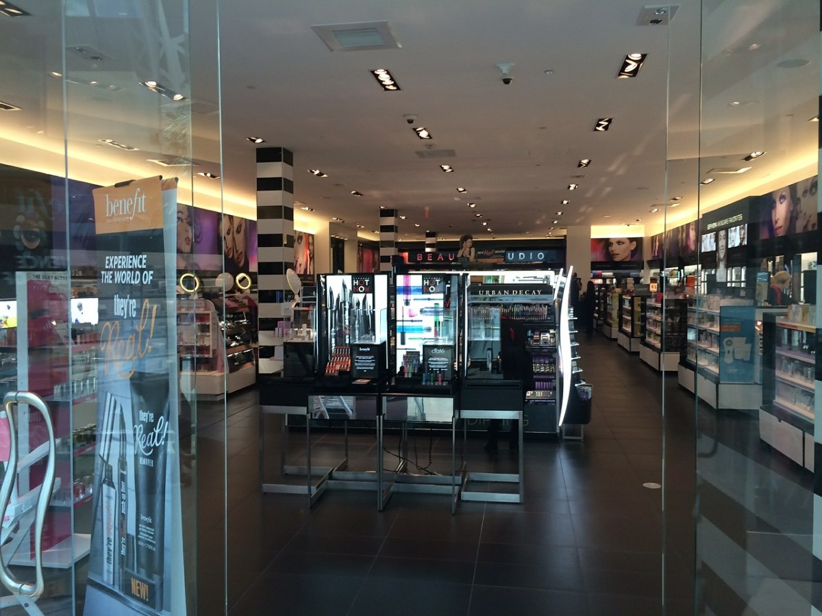 Sephora, Paris